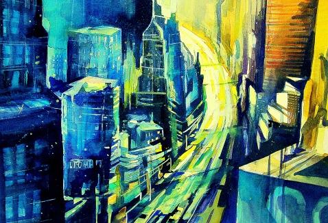 Manhattan - Look Down