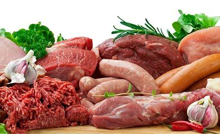 Fleisch und Nebenwirkungen