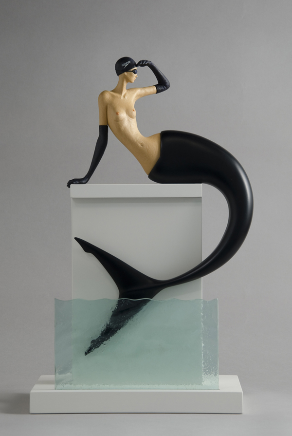 Chimerical Sculptures by John Morris
