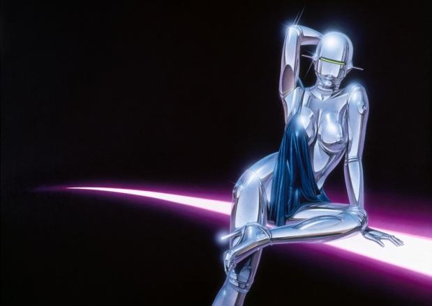 Sexy Robots by HajimeSorayam