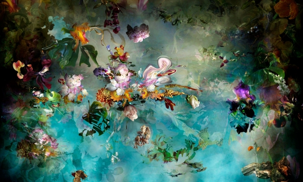 Abstract Floral Landscape Photography By IsabelleMenin